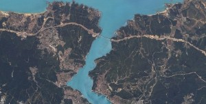 Yerli Uydu RASAT, İstanbul'un Fotoğraflarını Çekti