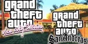 GTA San Andreas ve Vice City Yenilenebilir