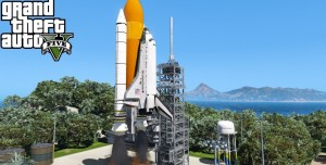 GTA 5 Space Mode