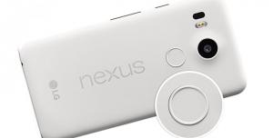 LG Nexus 5 ve LG Nexus 5X Karşılaştırması