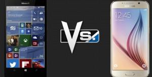 Samsung Galaxy S7 Edge ve Microsoft Lumia 950 XL Karşılaştırması