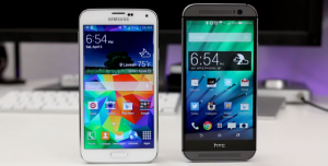 Samsung Galaxy S7, HTC One A9 ve HTC One M9 Karşılaştırması