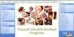 Hursoft Güzellik Merkezi Programı