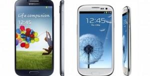 Samsung Galaxy S4 İle Galaxy S3 Karşılaştırması