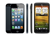 iPhone 5 ile HTC One X+ Karşılaştırması