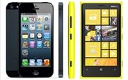 iPhone 5 ile Nokia Lumia 920 Karşılaştırması