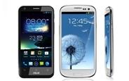 Galaxy S3 ile ASUS Padfone 2 Karşılaştırması