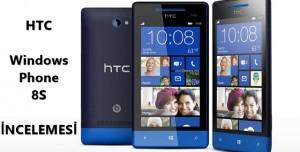 HTC Windows Phone 8S İncelemesi