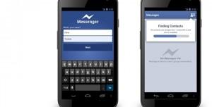 Artık Facebook Messenger'ı Facebook Hesabınız Olmadan da Kullanabilirsiniz