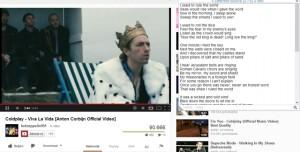 YouTube Videolarında Şarkı Sözlerini Arama Yapmadan Nasıl Görüntülersiniz?