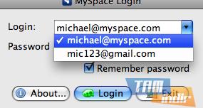 MySpace For Mac