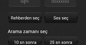 Sahte Arama