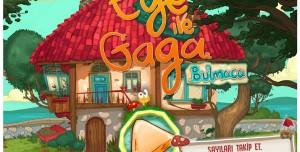 TRT Ege ile Gaga Bulmaca
