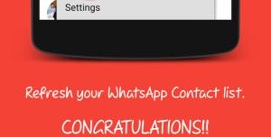WhatsNot on WhatsApp