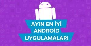 Ayın En İyi Android Uygulamaları (Haziran 2014)