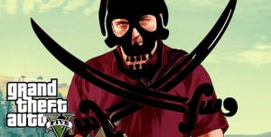 GTA 5 Korsan Ekipler Tarafından Kırıldı
