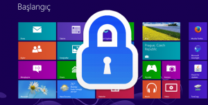 Windows 8 için Pratik Güvenlik Uygulamaları