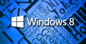 Windows 8 için Ücretsiz Font Yöneticileri ve Fontlar