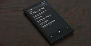 Windows Phone ile Yedekleme ve Geri Yükleme Nasıl Yapılır?