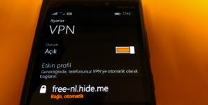 Windows Phone VPN Ayarları Nasıl Yapılır?