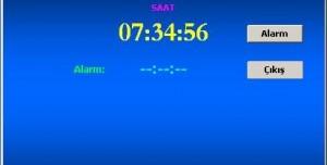 Alarmset