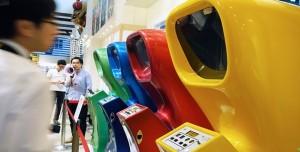 Dünyanın İlk Arcade Video Oyunu Makinası Japon Müzesinde