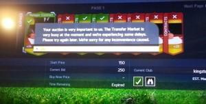 FIFA 15'teki Oyuncu Transfer Problemleri Düzeltiliyor Mu?