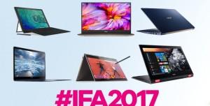 IFA 2017'nin En İyi Dizüstü Bilgisayarları
