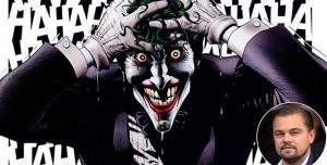 Joker Origin Filmi için Leonardo DiCaprio Sesleri!
