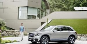 Mercedes, Hidrojen İle Çalışan SUV Modelini Tanıttı