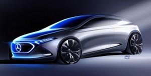 Mercedes'in Elektrikli Otomobili EQA İçin Büyük Gün Yarın