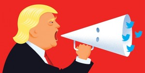 Donald Trump'ı Twitter'dan Atabilmek İçin Para Topluyorlar
