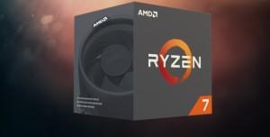 AMD, Ryzen 7 İşlemcilerin Fiyatını Düşürdü