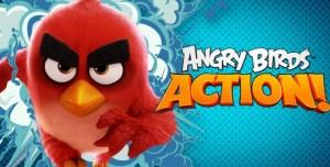 Angry Birds Action! Artık Tüm Dünyada Oynanabiliyor!