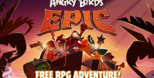 Angry Birds Epic Çıktı, Hemen İndirin!