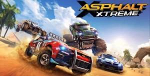Gameloft'un Yeni Yarış Oyunu Asphalt Xtreme Çok Yakında Çıkıyor!