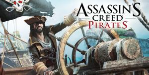 Assassin's Creed Pirates Windows Phone ve Windows 8.1 Versiyonları Yayınlandı