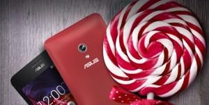 Asus Zenfone Lollipop Güncellemesi Nasıl Yapılır