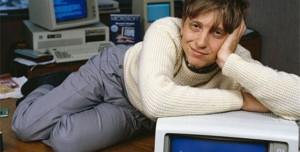 Bill Gates Okul Yıllarında Çapkın Bir Hackermış