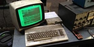 Bu Tamirci Oto Sanayide 25 Yıldır Commodore 64 Kullanıyor