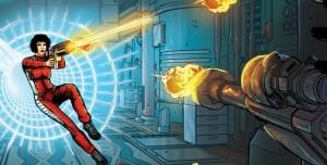 Crimsonland'ın Geliştiricisi Yeni Oyunu Time Recoil'i Duyurdu!