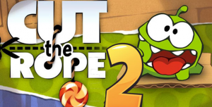 Cut The Rope 2 Android Versiyonu Çıktı