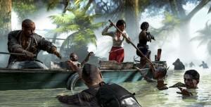 Dead Island: Riptide Sağlam Geliyor