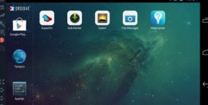 Droid4X ile Android Oyunlarını Bilgisayarda Oynama