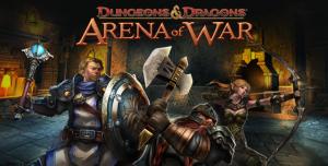 Dungeons & Dragons Mobil Cihazlara Geliyor!