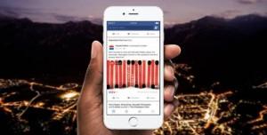 Facebook Canlı Ses Yayını Özelliğini Duyurdu