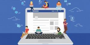 Facebook, Renkli Arka Plana Sahip Yorumları Test Ediyor