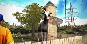 Goat Simulator Android Versiyonu Çıktı!