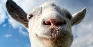 Goat Simulator Android ve iOS Versiyonları Rekora Gidiyor
