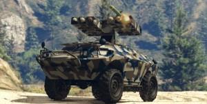 GTA 5'e Silah Kaçakçılığı ve Askeri Araçlar Geliyor